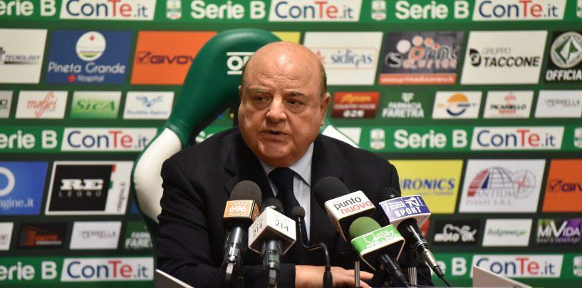 Avellino Calcio – Taccone e i tifosi fissano l'appuntamento