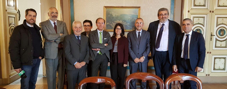 De Sanctis e Mancini, D'Agostino incontra assessore al Comune di Napoli
