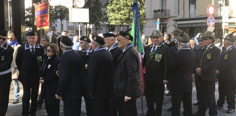 Commemorazione dei caduti e giornata delle forze armate, celebrazioni in città