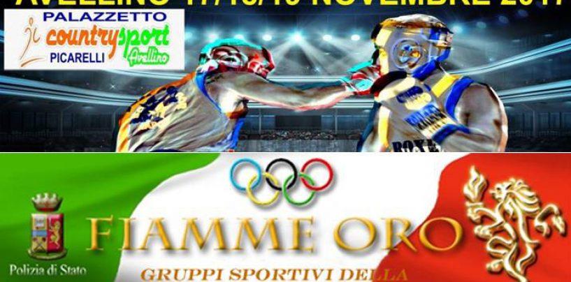 """Il campionato italiano """"Youth"""" di pugilato ad Avellino, la Questura promuove giornata della legalità"""