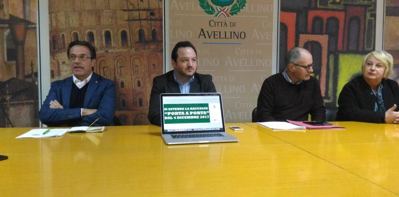 """Porta a porta al via dal 4 dicembre. Comune e IrpiniAmbiente: """"Cittadini facciano la loro parte"""""""