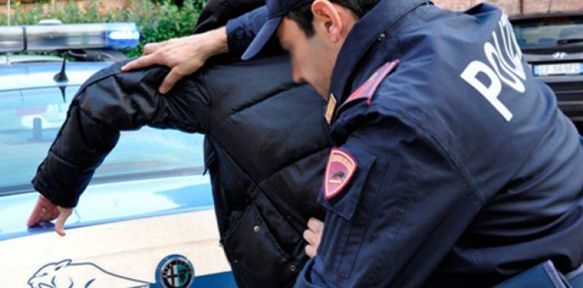 Rotondi, picchia il padre e minaccia i poliziotti: in carcere un 46enne di Benevento