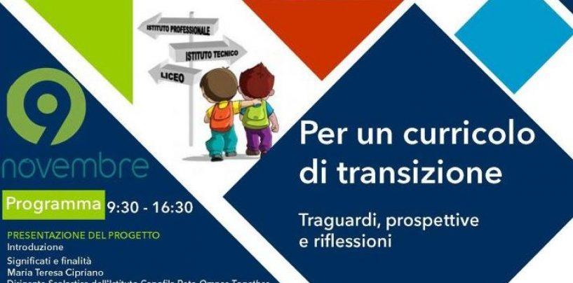 Convegno al 'Rossi-Doria' in collaborazione col Provveditorato e scuole medie