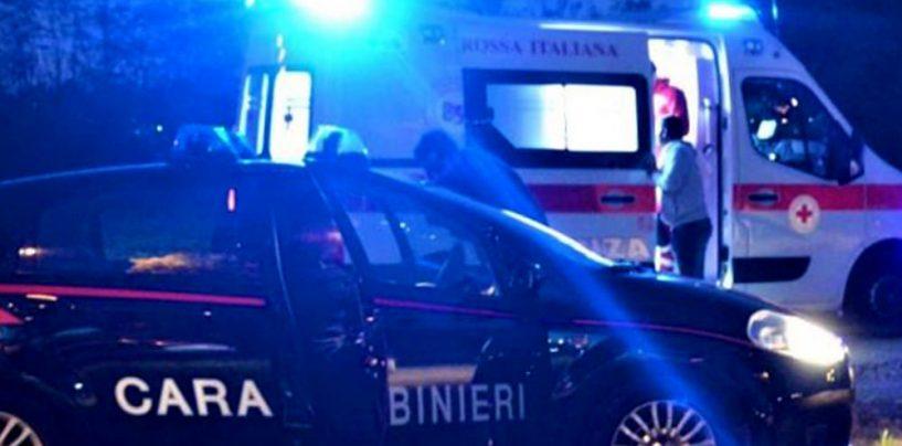 Cervinara, scooter contro un muro: feriti due 15enni