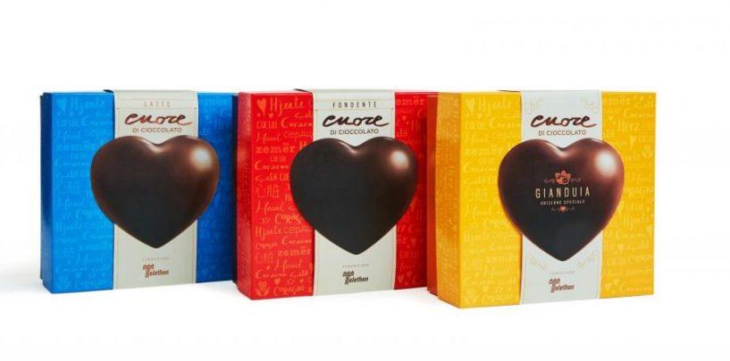Telethon, il Cuore di Cioccolato arriva nelle piazze italiane: ecco dove ad Avellino