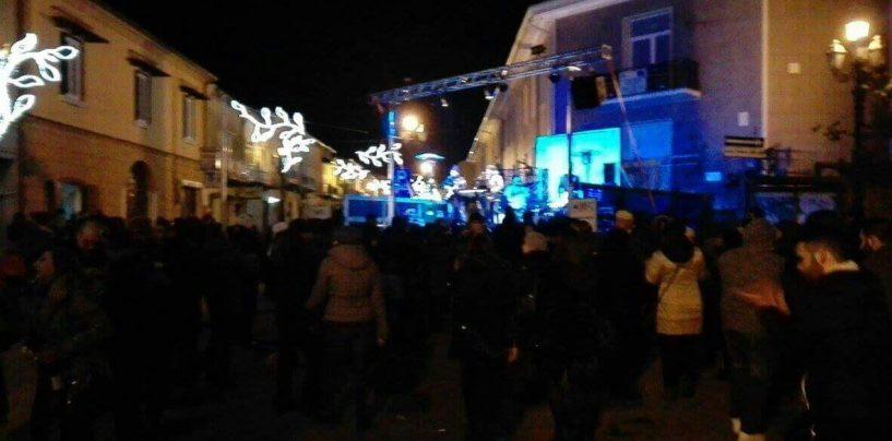 San Martino Valle Caudina, Capodanno in piazza tra musica e divertimento