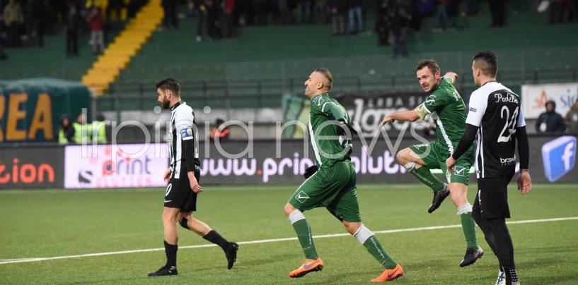 """Avellino-Ascoli 1-1, Castaldo guarda avanti: """"Così andremo lontano"""""""