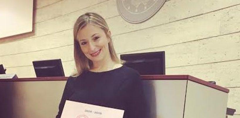 La Gepos premiata per la tutela della salute femminile a Roma presso il Ministero della Salute