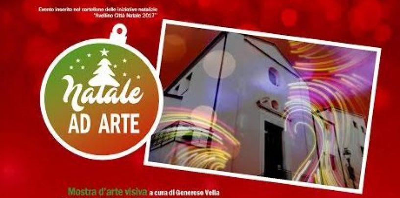 Natale ad arte, quindici artisti espongono nella Chiesa del Carmine