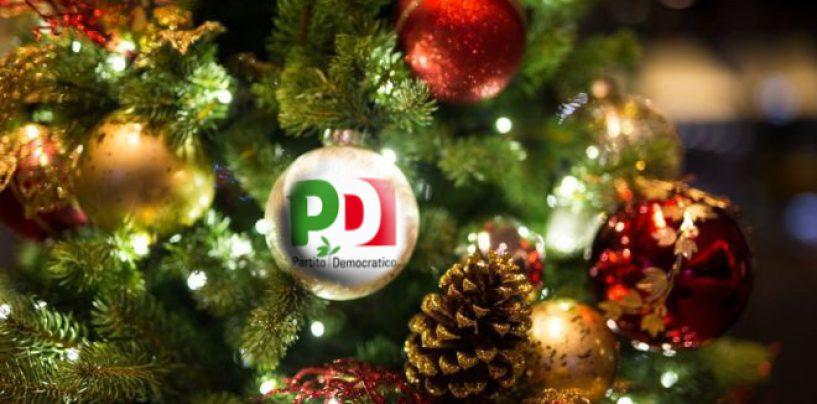 """Natale in casa Pd: la """"copertura"""" unico regalo gradito"""