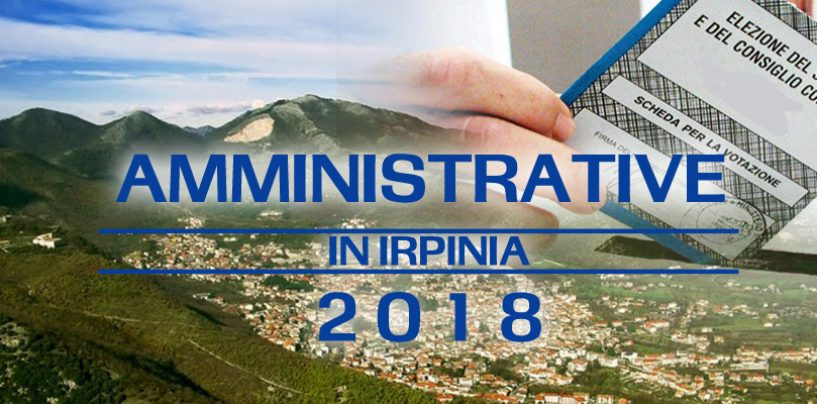 Amministrative: da Avellino a Vallata, il punto sui 21 Comuni al voto