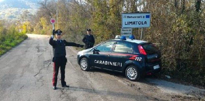 Tentano rapine tra Benevento e Caserta, in quattro in manette