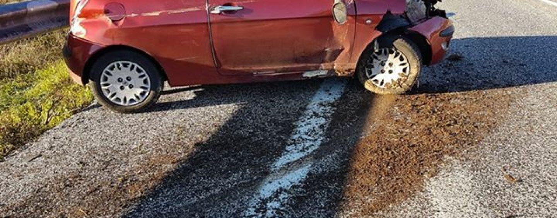 Avellino, dati Istat: nel 2018 oltre 500 incidenti stradali