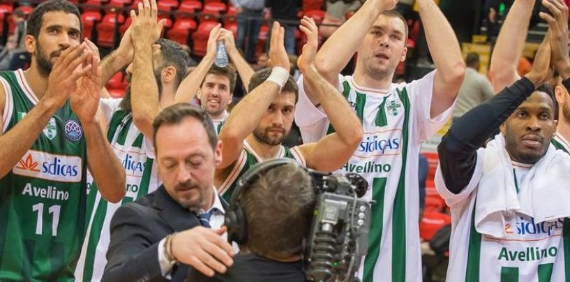 "De Gennaro presenta Sidigas-Aris: ""Gara da vincere in difesa"""