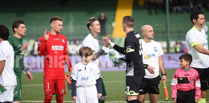 Avellino, anticipi e posticipi: il derby si gioca di domenica