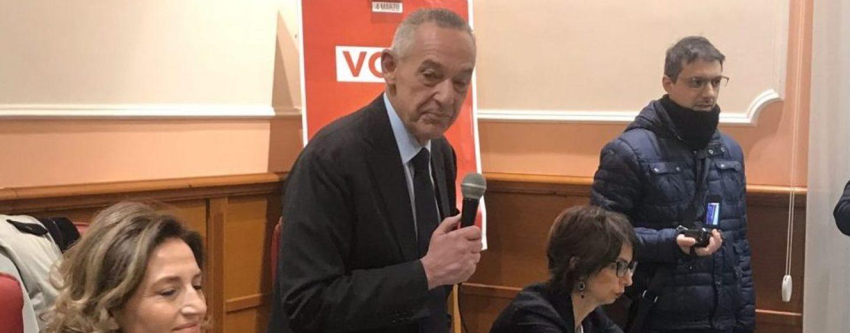 """Neve e gelo, Del Basso de Caro: """"Governo faccia votare anche lunedì"""""""