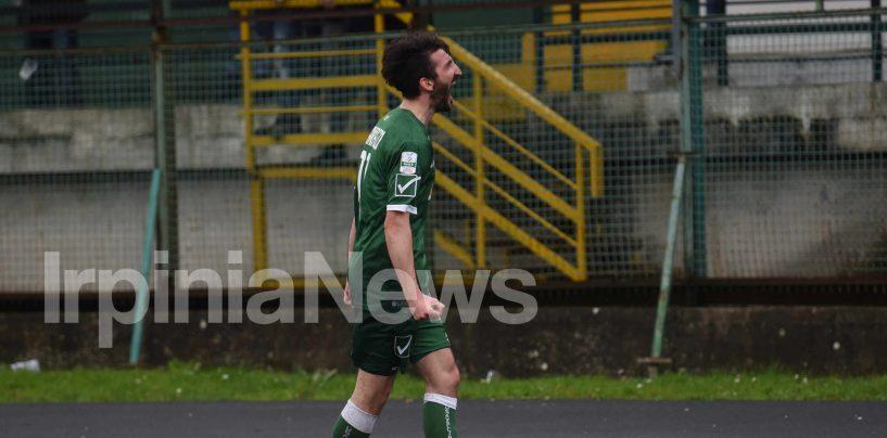 """Avellino-Novara 2-1, Gavazzi superstar: """"Adesso non mi fermo più"""""""