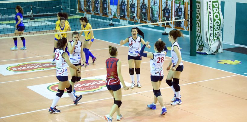 Volley, schiacciante vittoria per la Green Volley The Marcello's