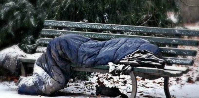 """Allarme freddo, la Rete Soma: """"Un piano per evitare altre tragiche morti"""""""