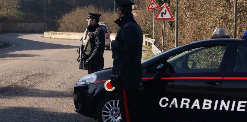 Furti violenti nelle case tra Avellino e Pratola Serra: sgominata banda dai Carabinieri