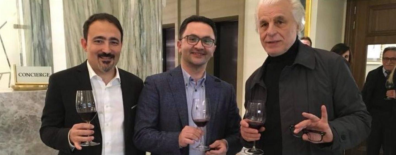 La Cantina Placido Volpone si affida all'aziena irpina Label Global Service