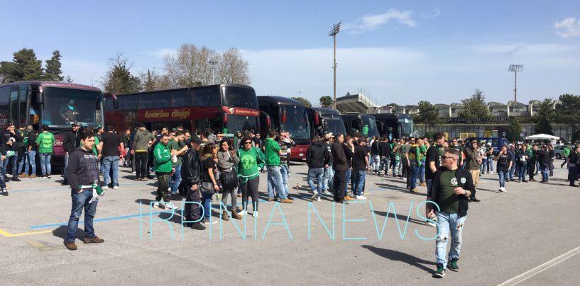 Avellino Calcio – Risse al derby: rischio chiusura per la Curva Sud