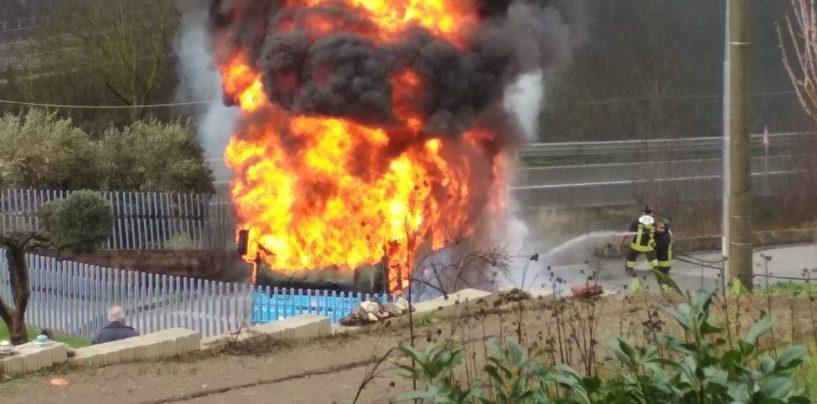 Bus in fiamme, Aufiero invia richiesta di informazioni all'Air