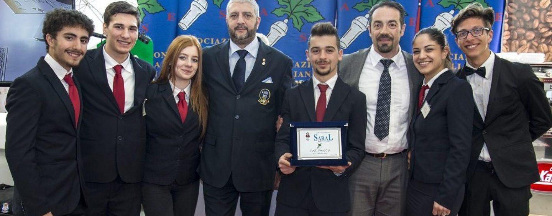 Angelo, orgoglio irpino, porta l'Alberghiero di Roccaraso alla finale Nazionale