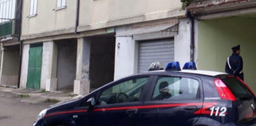 Autoarticolato urta tubatura del gas, famiglie evacuate: paura ieri a San Martino Valle Caudina