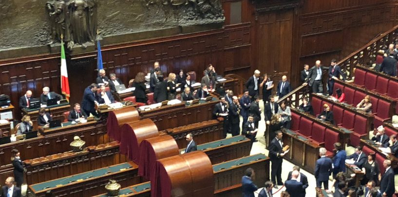 Il Governo decide: il 29 marzo referendum su taglio dei parlamentari