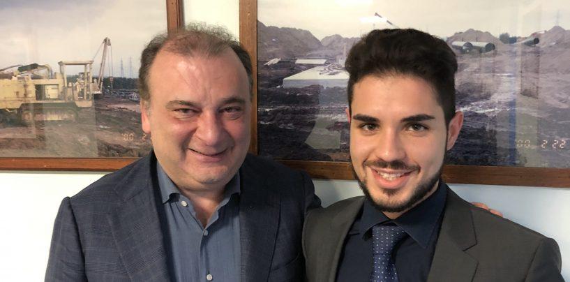 Forza Italia, l'imprenditore Cambareri entra nella squadra