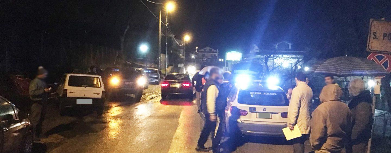 Buche sull'Ofantina: danneggiate quindici auto