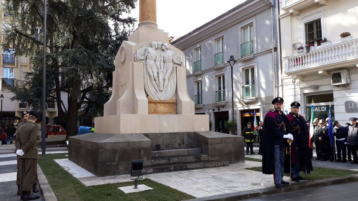 FOTOGALLERY/ Le nuove piazzette di Via Matteotti e Via De Sanctis: ecco come sono dopo il restauro