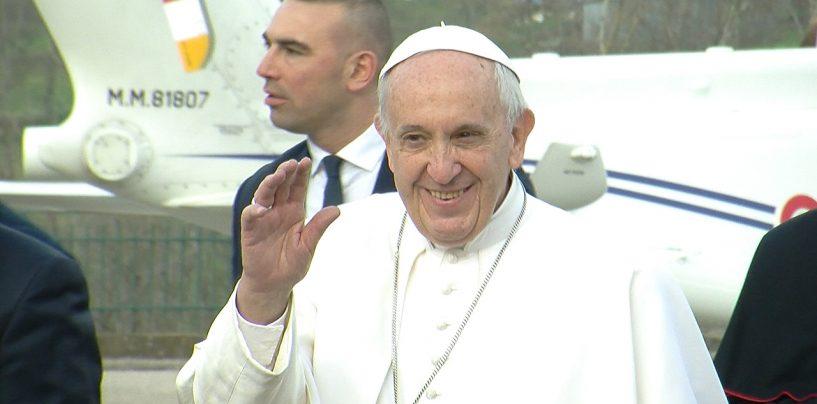 Giornata internazionale dei donatori di sangue, il saluto di Papa Francesco