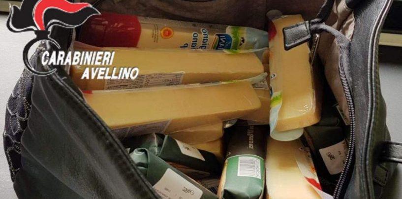 Furto al supermercato: in quattro arrestati in flagranza di reato