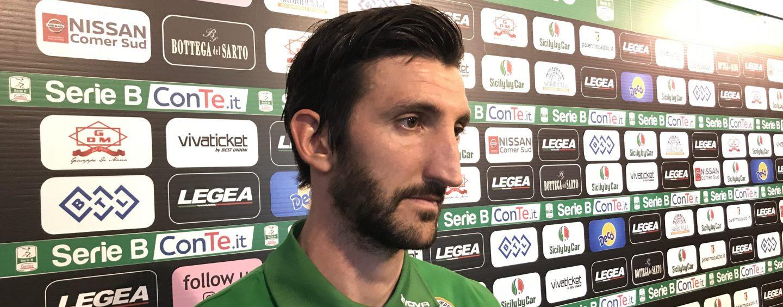 """Palermo-Avellino 3-0, Gavazzi fa mea culpa: """"Prestazione da rivedere"""""""