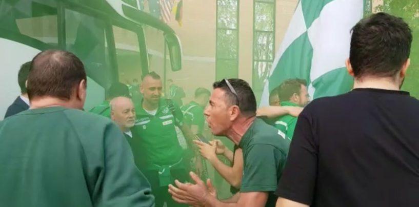 Avellino a Carpi con 500 tifosi al seguito: la carica arriva anche in ritiro