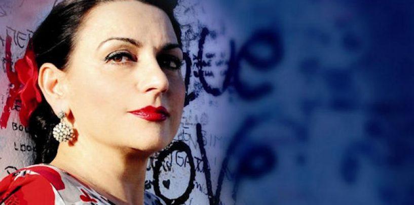 'La voce che abbraccia i mari', Franca Masu in concerto ad Avellino