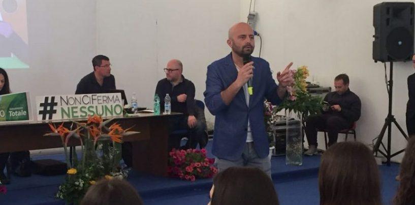 """Luca Abete alla Fiera di Venticano: """"Ragazzi, uscite dalla comfort zone. Non è vero che qui non ci sono opportunità"""""""
