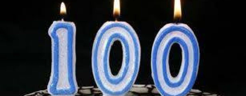 Villamaina festeggia i 100 anni di nonno Generoso, una vita dedicata al lavoro e alla famiglia