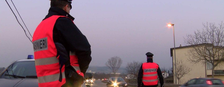 Lioni: ubriaco alla guida, 40enne nei guai