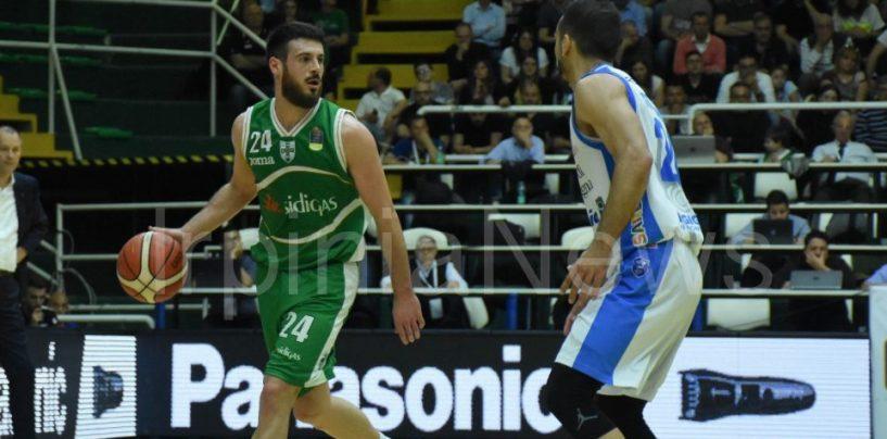 Markovski fa male alla Sidigas, a Sassari la sfida degli ex