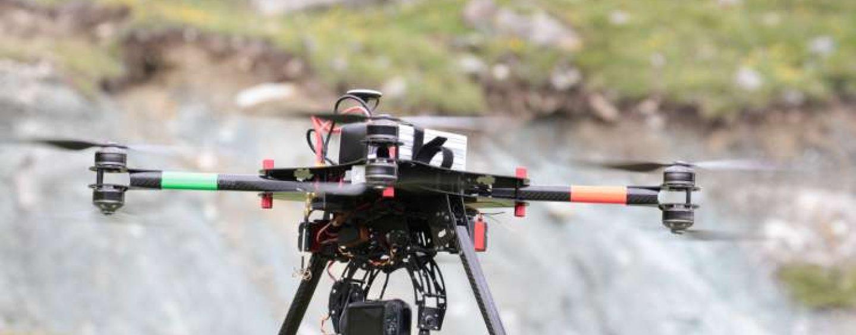 Droni, lidar e laser scanner per difendere il territorio. L'innovazione sbarca al Parco del Partenio