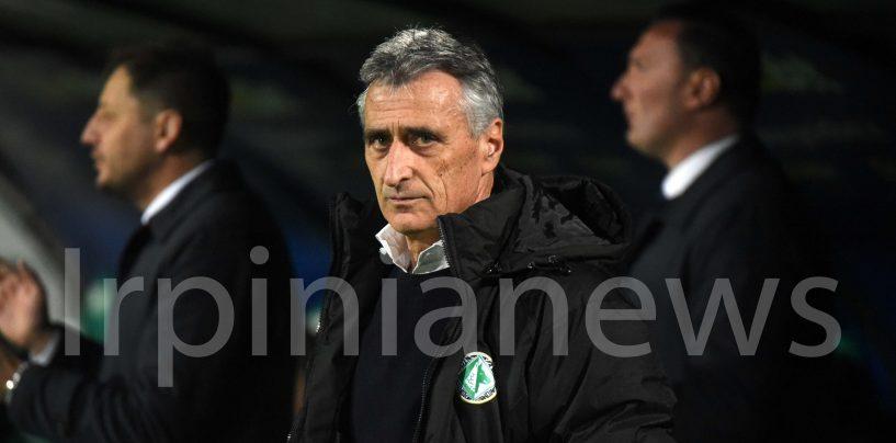 Avellino Calcio – Foscarini, si avvicina il momento della verità