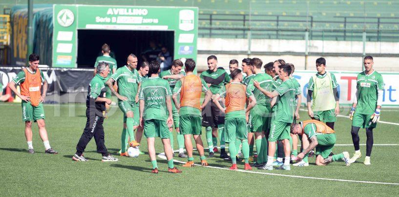 Avellino Calcio – Foscarini con la solita gestione dell'infermeria