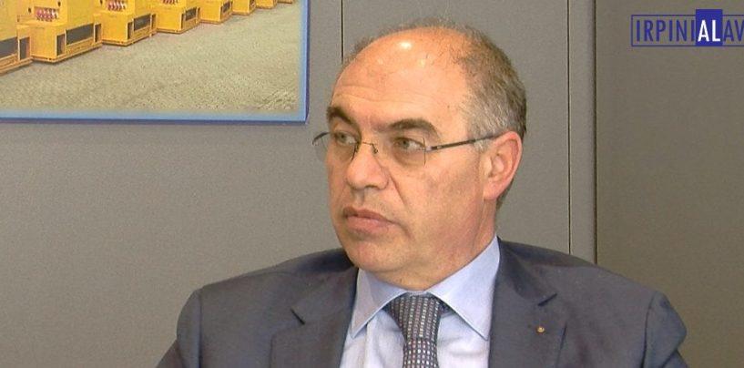 """Il Presidente di Confindustria Bruno su Gubitosa: """"Politici come lui fanno ben sperare"""""""