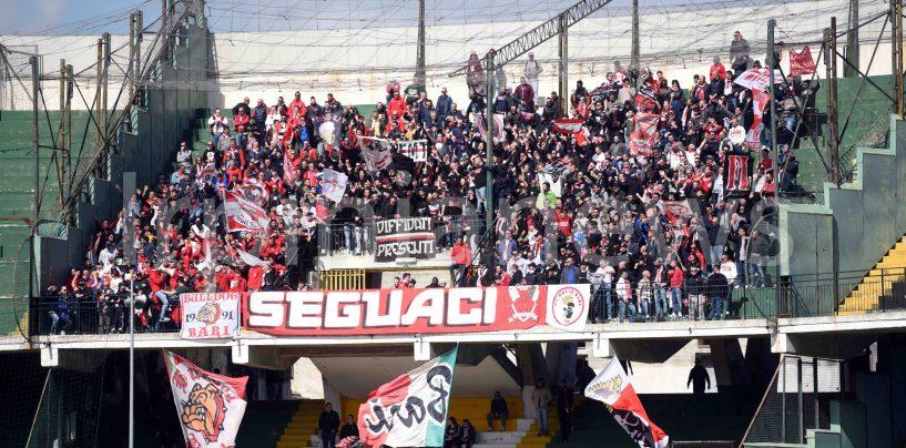 Avellino-Bari, allerta ordine pubblico