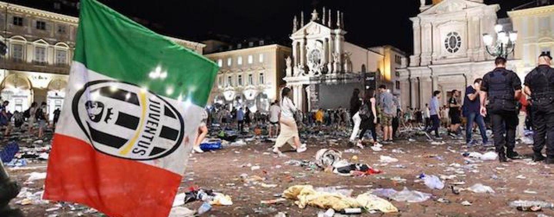 Tragedia piazza San Carlo: arrestati i ragazzi che scatenarono il panico