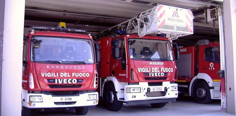 Incendio per una stufa a gas: tragedia sfiorata a San Nicola Baronia