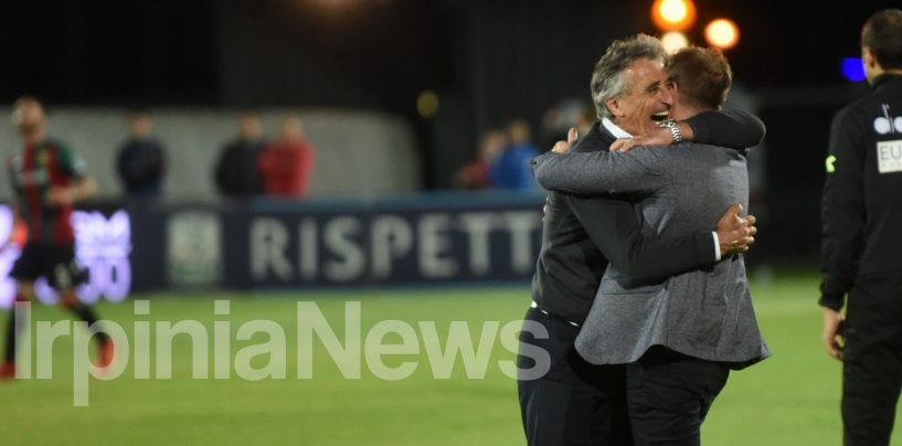 """Ternana-Avellino 1-2. Foscarini: """"Resto solo con club organizzato"""""""
